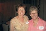 Connie Kilb & Lillian Sowa
