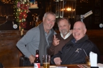 Bucky Hamilton, Drew Bachman & Bart Will @ Bart's Holiday Luncheon 2012