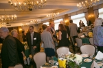 Socializing at Reunion 50 Dinner Dance St. Clair C.C.